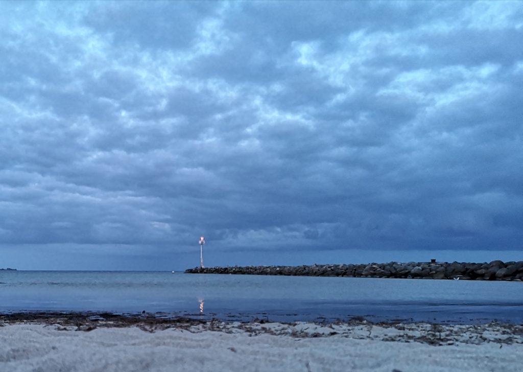 Mole Südstrand